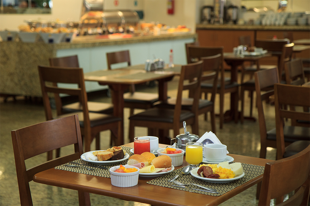 Marinas Maceió Hotel - Restaurante